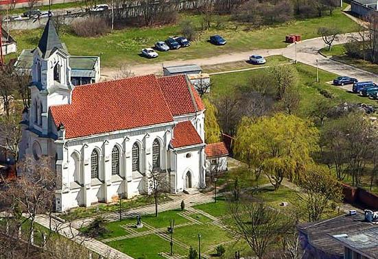 Костел Святого Роха