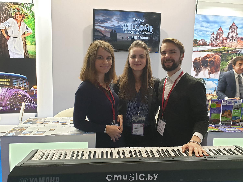 Мир классической музыки на туристической выставке World Travel Market